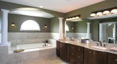 Modern Ideas: Easy Ways to Transform the Look of a Dated Bathroom