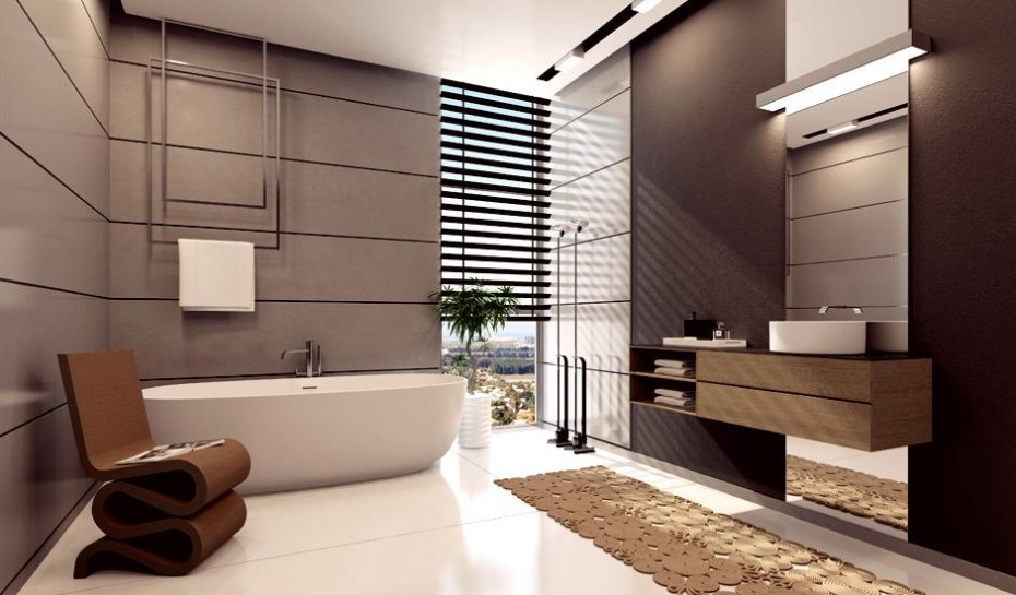 How to Design a Contemporary Bathroom