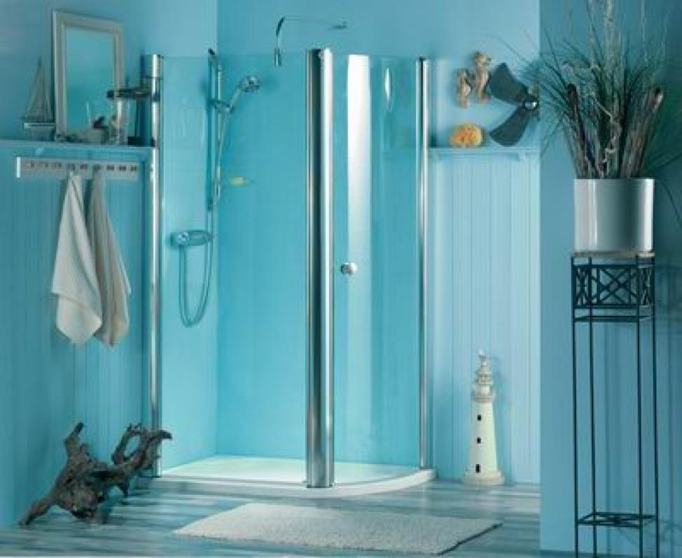 Bath & Shower Décor Ideas