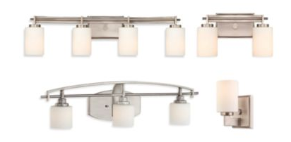 Taylor Lighting Bathroom Fixtures