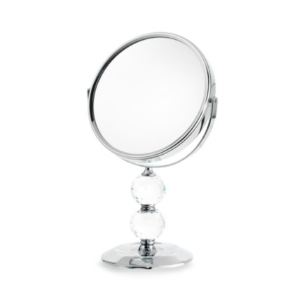 Crystal Ball 7-Inch Vanity Mirror