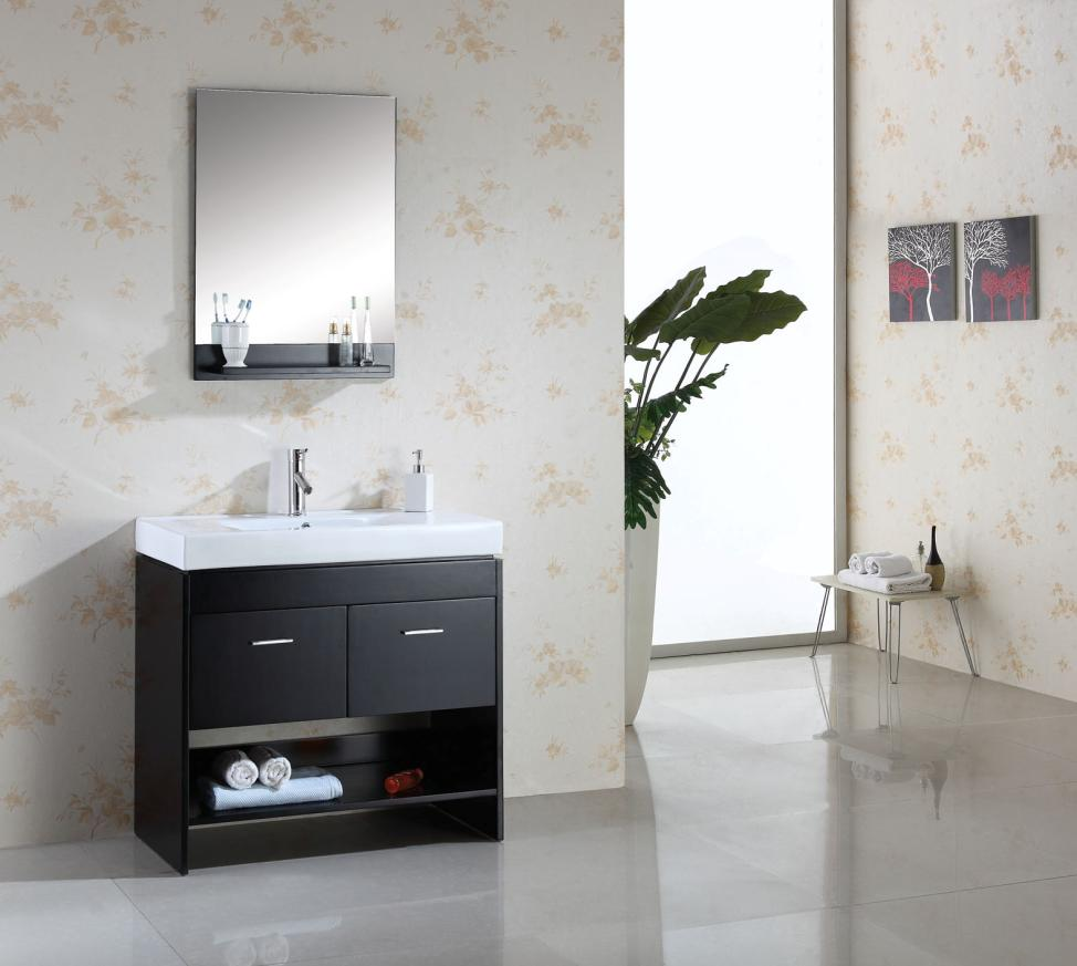 Practical Tips for a Drab Bathroom