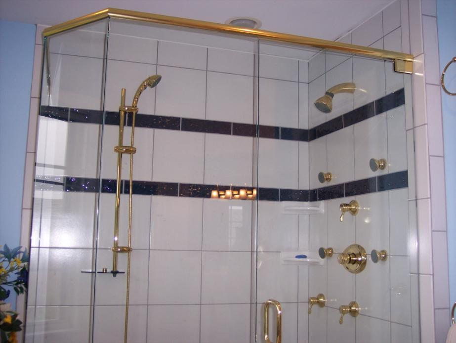 Simple Improvements For the Shower