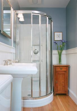 Shower Kits & Bath Vanities