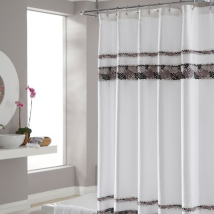 75-Inch Shower Curtain