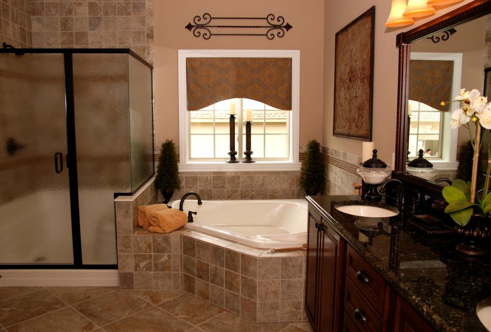 Styling Your Master Bathroom