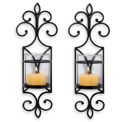 Pentaro Wall Sconces