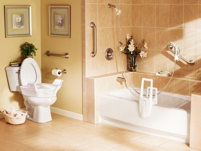 Bathroom Safety for Older Adults