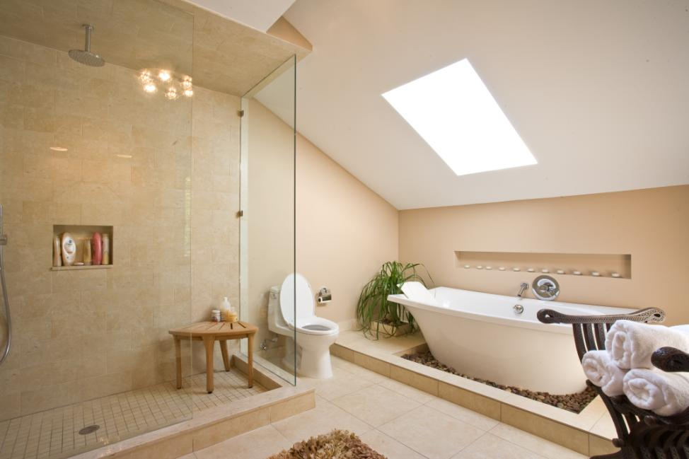 How to Modernize an Outdated Bathroom