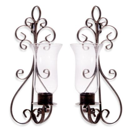 Portobello Metal Wall Sconces