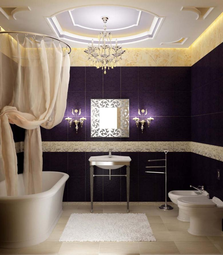 Gracious Bath Décor