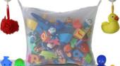 Children's Bath Toys Storage Ideas