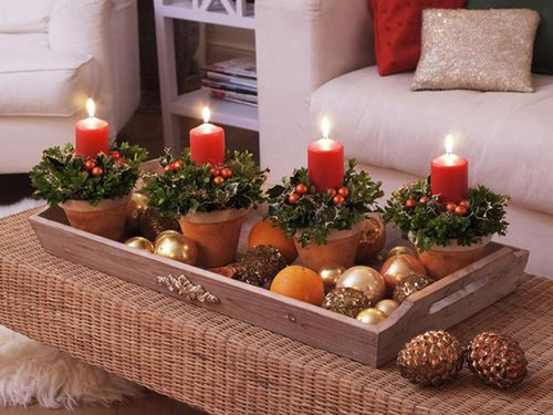 Inexpensive Christmas Decoration Ideas