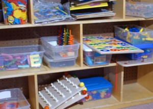 A True Feat: The Organized Child's Room