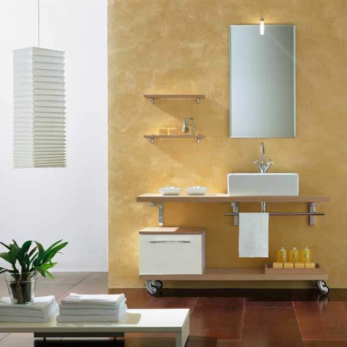 elegant bathroom vanities design ideas