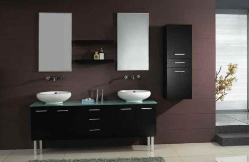 elegant bathroom vanities - 9