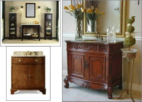 elegant bathroom vanities - 8