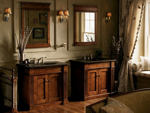 elegant bathroom vanities - 7