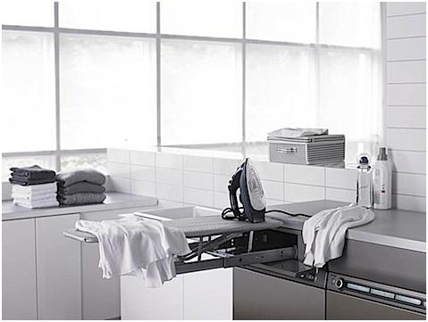 Modern Scandinavian Laundry Room Ideas - 2