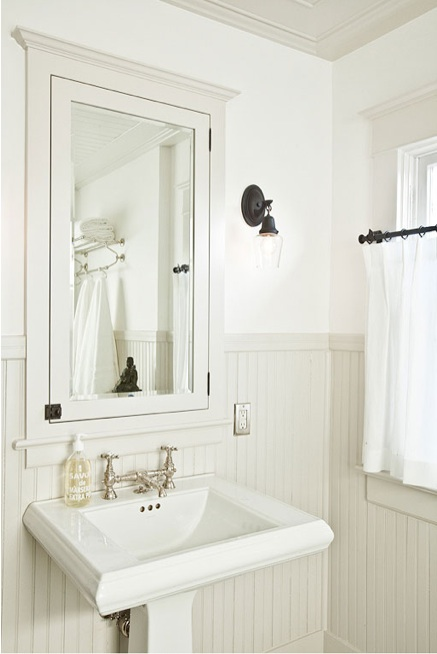 Classic Black and White Bathroom Remodeling Ideas