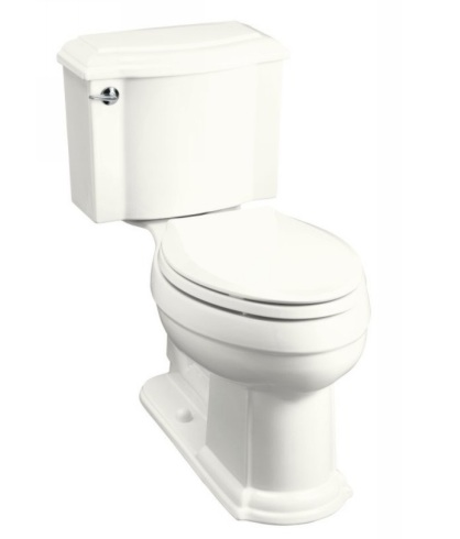 Two-Piece Elongated Toilet