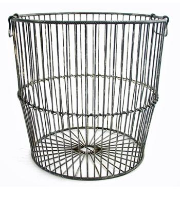 Peddler's Wire Basket