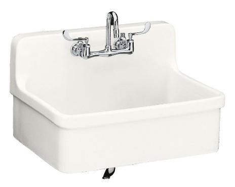 Gilford Apron Front Wall-Mount Sink
