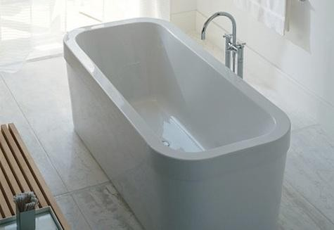 Duravit Freestanding Happy D Bathtub