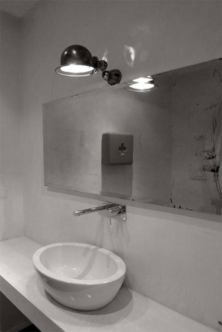 Industrial Italian Bathroom Design Ideas