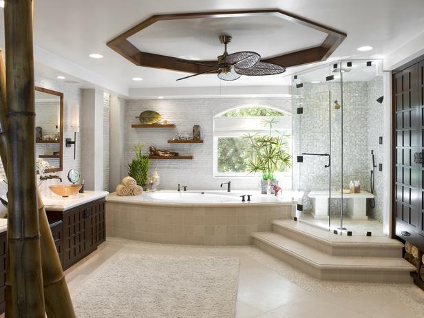 Design Ideas & Tips: Seek Sanctuary in a Luxury Bathroom