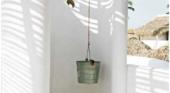 Creative Bathroom Storage Ideas: Hanging Bucket