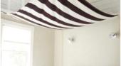Black and White Striped Decor Ideas