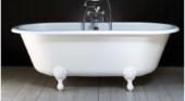 Roundup of Top-10 White Freestanding Bathtubs