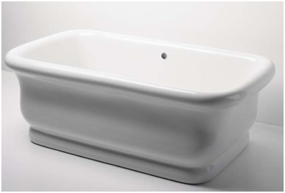 Waterworks Empire Freestanding Bathtub