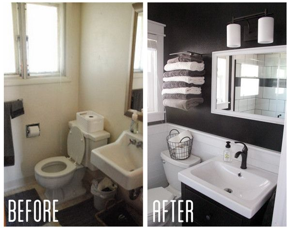Bathroom Ideas that Pay Off (Before & After)